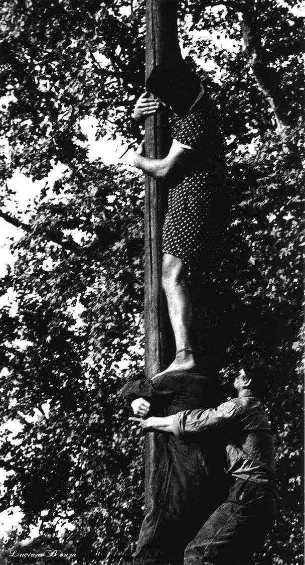 L'albero della cuccagna,Morimondo anni '60