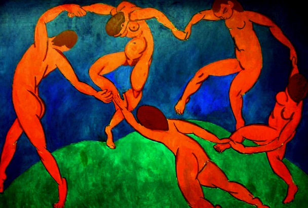 Henri Matisse, La danza
