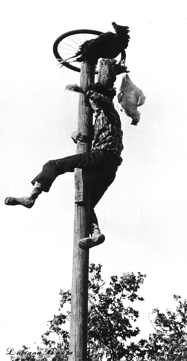 L'albero della cuccagna, Morimondo anni 1960