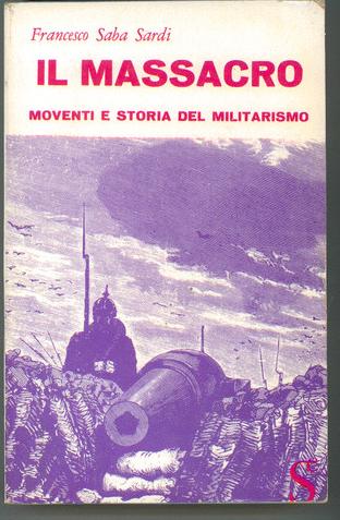 Copertina, Francesco Saba Sardi, Il massacro
