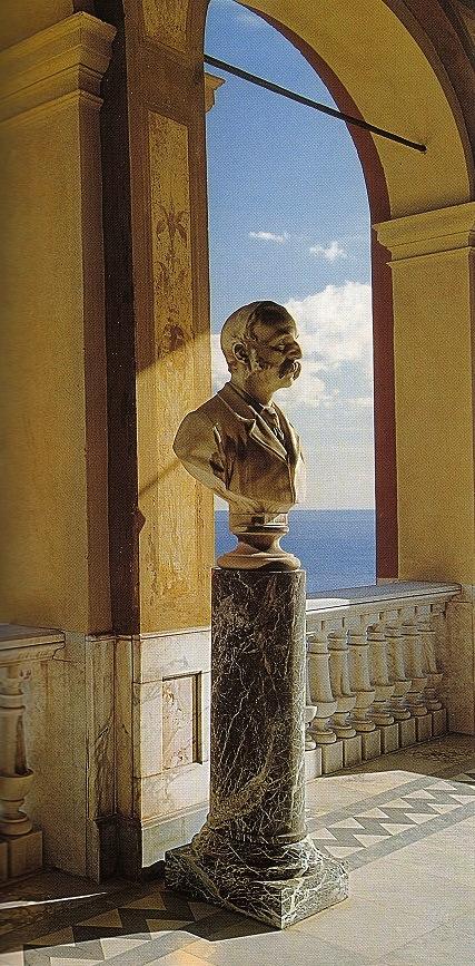 Loggia di Palazzo Orengo (ph. ∏Simone Sciutto)