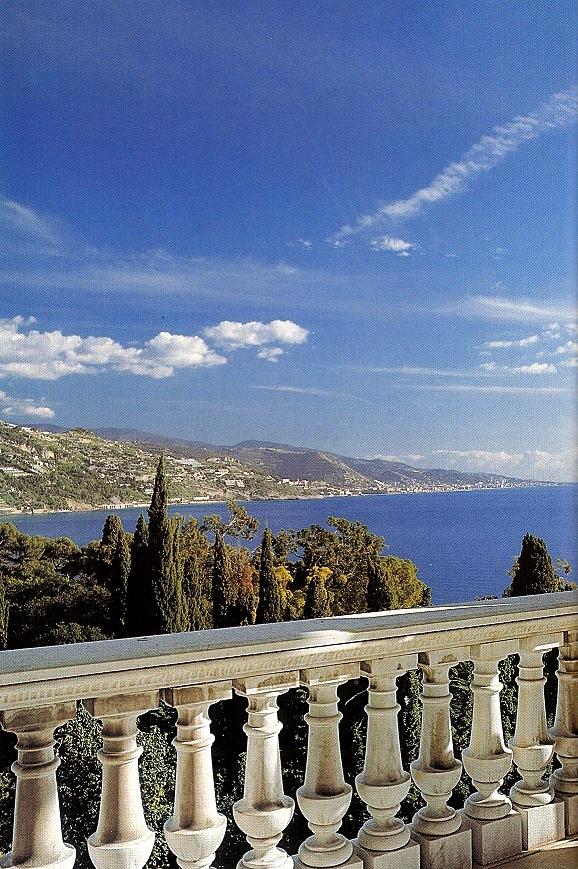Panorama dal secondo piano di Palazzo Orengo (ph. ∏Simone Sciutto)