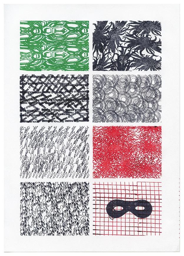©Gianpaolo Pagni, Senza Nuvole, Edizioni Corraini , Arte Contemporanea e Edizioni, 2011:Collana Un sedicesimo n°22