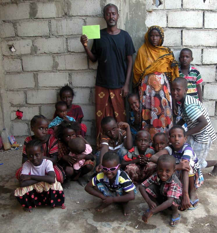 Gibuti, il villaggio e la sua gente, 2013
