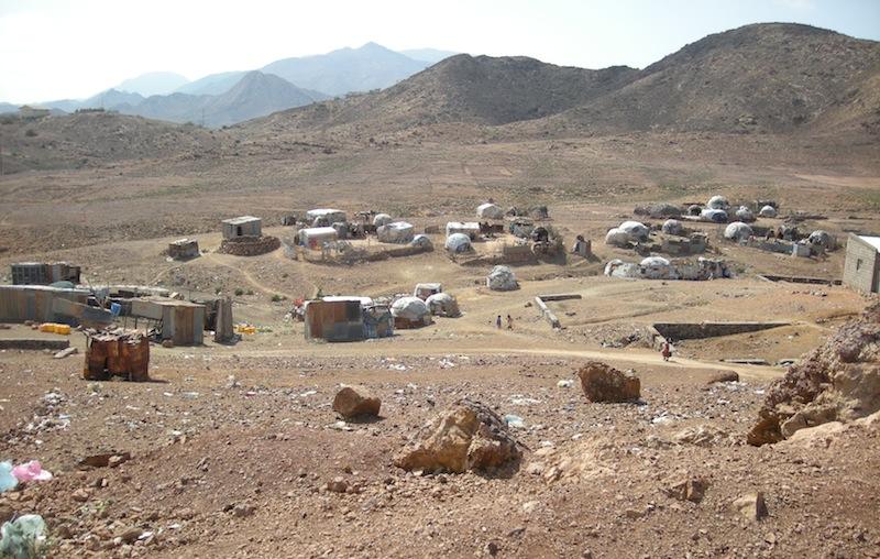 Gibuti, villaggio, 2013