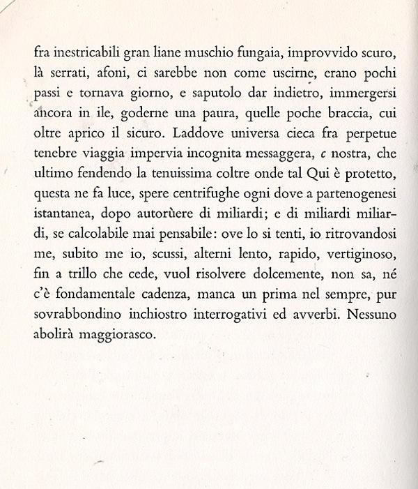Antonio Pizzuto, Testamento, Legato, Il Saggiatore Editore