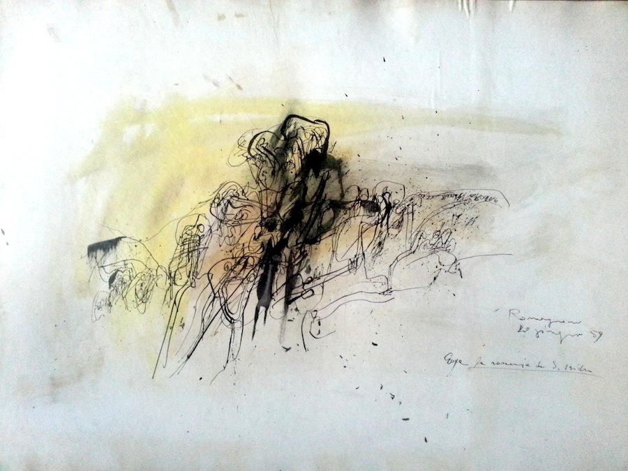 Bepi Romagnoni, Goya, 1959