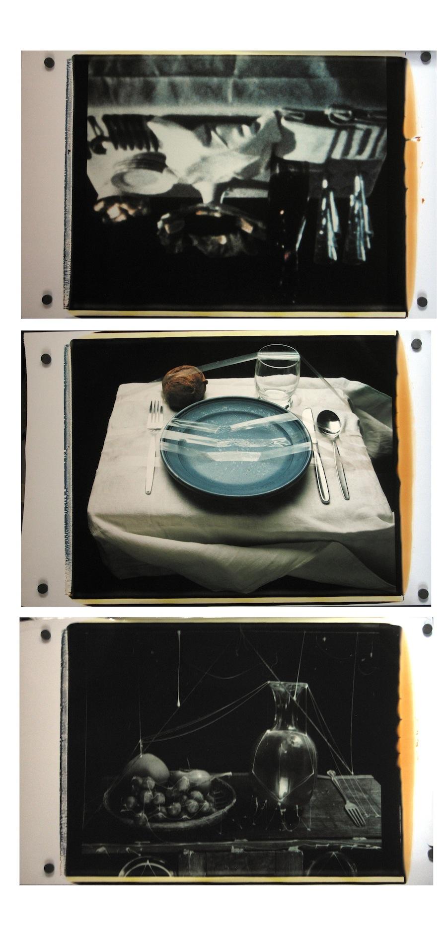 ©Davide Mosconi, Tavola con tape