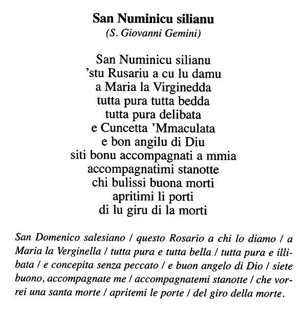 C.Cutaia , Così pregavo..©Medinova, 2001