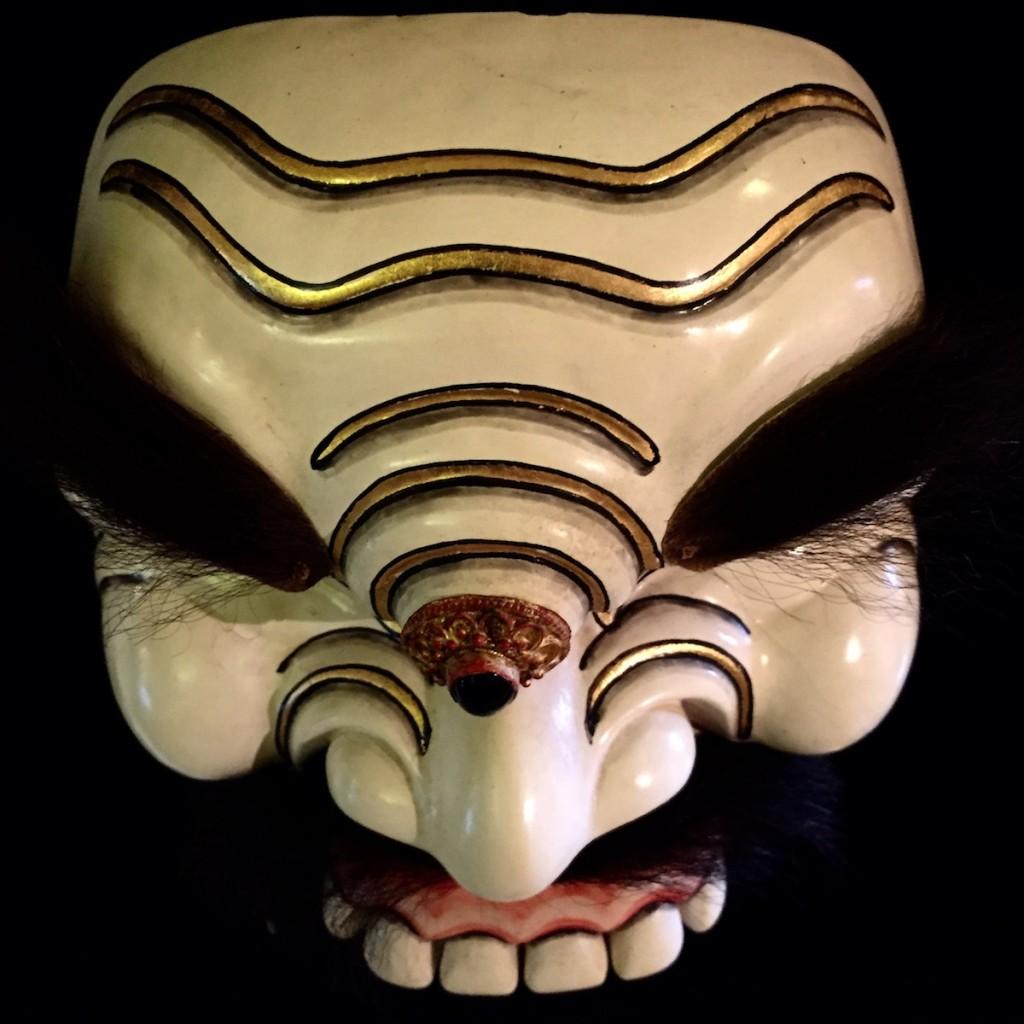 maschere balinesi