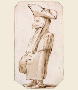 G.B. Tiepolo e la caricatura