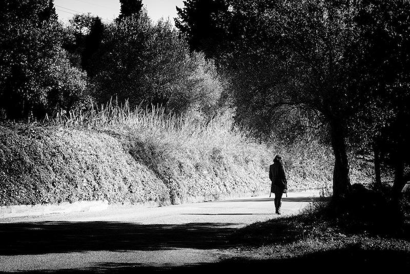 © Peppe Trotta, in bianco e nero