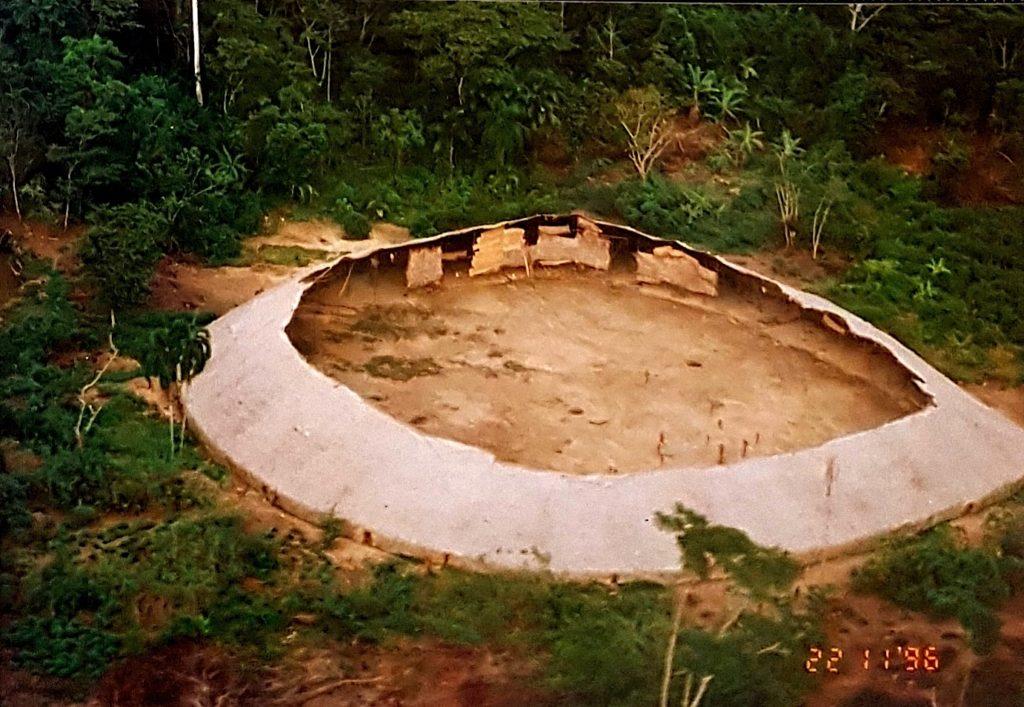 Xabono, Villaggio degli Yanomani