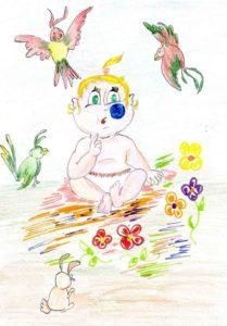 Disegno di Franklin Candelario